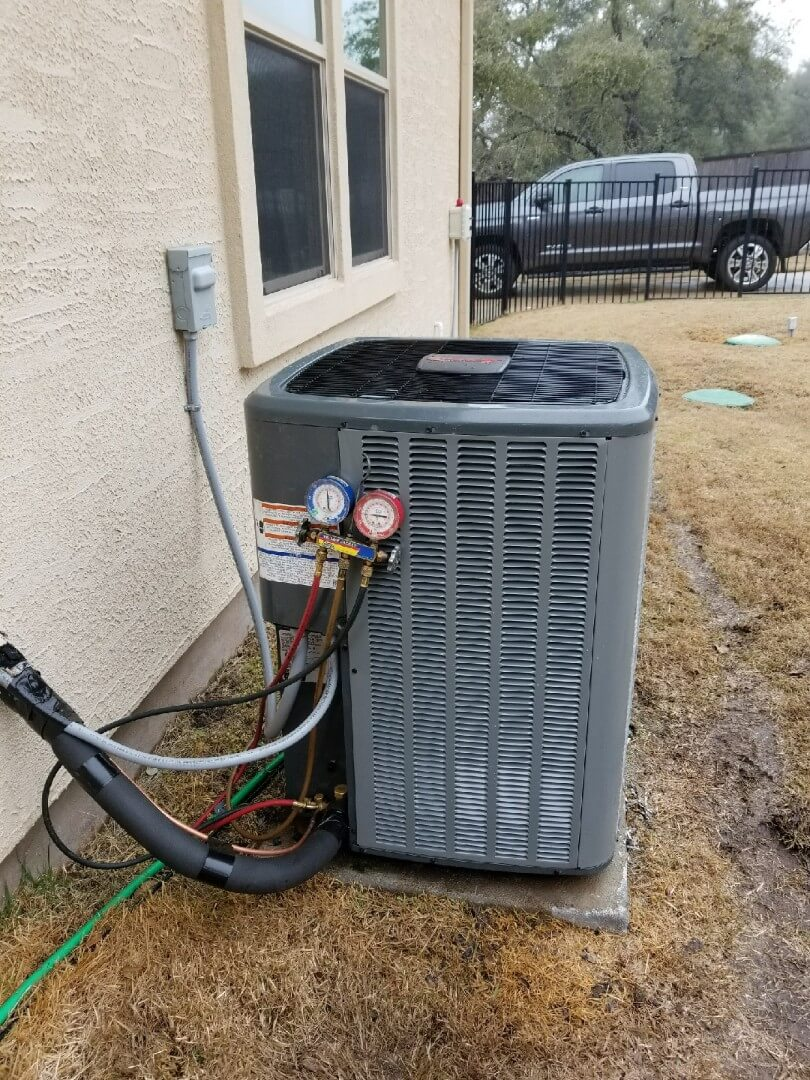 heating and ac installation tx