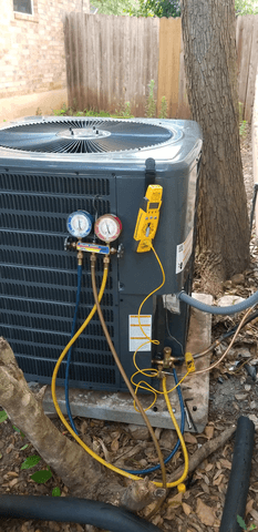 ac replacement round rock tx